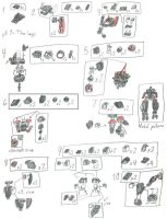 Lego Omega Instructions 1-? by RedBlueIsCool