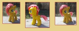 My Little Pony Babs Seed Custom by kaizerin