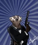 Badger Bond by Cactrot116