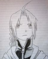 Edward Elric by XxInsanityX