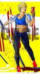 Cassie Cage by FlyingFennel