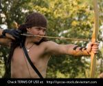 Male Archer 1 by syccas-stock