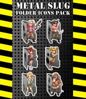 Metal Slug Folder icons by TheSweetPsychopath