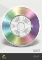 CDs by musett