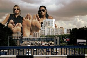 giantess sole compare by ant-i-gi