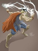 Ride the lightning by Equilus123