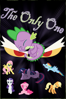 The Only One - Coverart by Just-Call-Me-J