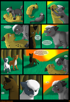 Warriors : Silent Winds pg.8 by MiaMaha