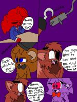 The Story of Foxy and The Bite of 87 .:Pg 27:. by ShinySmeargle
