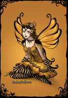 Honeycomb the Fairy by PiccoloFreakNamick