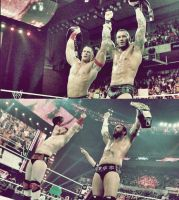 The WWE Champions 2012 by Jericho4Life