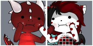 Derpcouple Icon by WanNyan