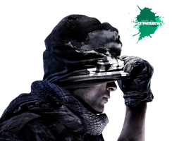 Call of Duty Ghosts Render by GFX-3ngine