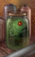 weird fetus by Sotherby