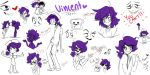 Vincent Doodles.. (? by ALexRiver