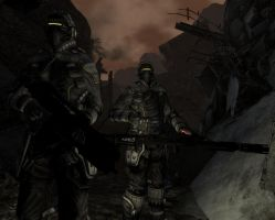 AvP Combat Android by CptRex