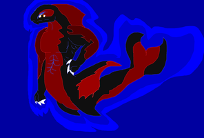 Rawhide the male orca by Coolterra342