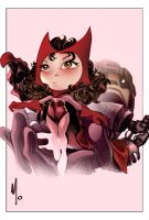Scarlet Witch by Corsariomarcio
