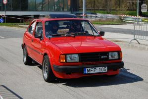 Skoda Rapid - Campus Cup in Gyor, 2013 by morpheus880223