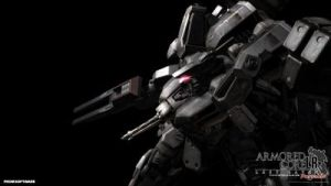 Armored Core Wallpapers by talha122