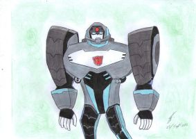 Longarm 2 transformers animated by ailgara