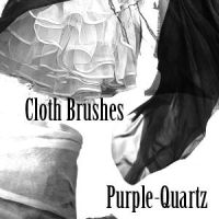 Cloth Brushes by Purple-Quartz-Brush