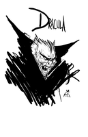 Bat Dracula by PickledGenius