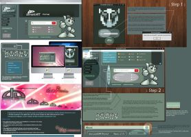 deviantART Portal Beta v1.0 by 878952