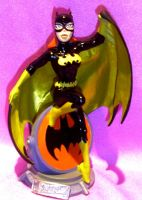 Batgirl on the Batsignal by TeenTitans4Evr