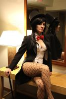 Zatanna! by Trillian-Z