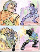 More 80s cartoon characters by jerzydrozd