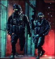 MW2 soldiers by AngryRabbitGmoD