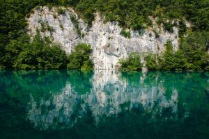 Plitvice green V by DeviantTeddine