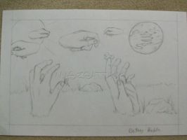 Handscape :P by Maszeattack