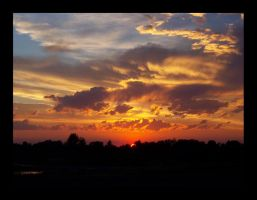 Oregon Sunset by nost