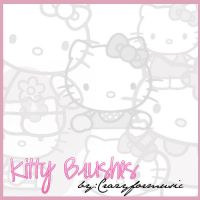 Kitty_Brushes by CrazyForMusic