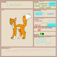Littleleaf REF by Skykitten123