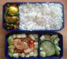 My First Bento! by TakenFlyght