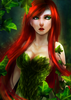 Poison Ivy by Rischens