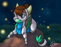 Art Trade: Nightly Company by free-flying-flit