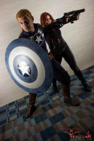 Agents Of SHIELD: Winter Soldier by Cadmus130
