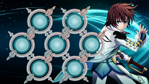PS Vita Wallpaper - Asbel Lhant by RaveNScythE18