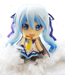 Snow Miku - Winter Photo by ng9