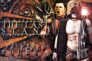 WNA The Last Stand Efed Banner by TheNotoriousGAB