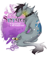Comission : Synsyter by Eredhys