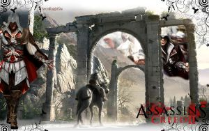 Assassins Creed II BG by AeonKnightxTidus