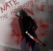 (Request) Nate the Heart Ripper by L0ra2