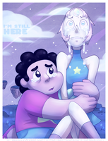 Steven Universe - I'm Still Here by Ai-Bee