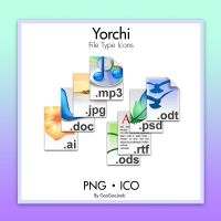 Yorchi File Types by GooGooJoob