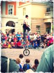 Street Performer by lostOracle